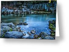 Indian Creek Greeting Card