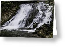 Indian Creek Falls 1 Greeting Card