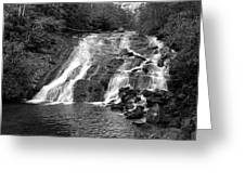 Indian Falls At Deep Creek Greeting Card