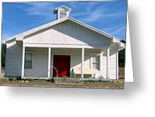 Indian Gap Baptist Greeting Card
