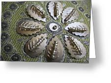 Indian Pillow Greeting Card