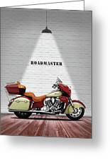 The Roadmaster Greeting Card