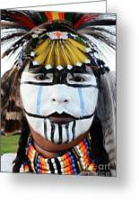 Indigenous People Canada 3 Greeting Card