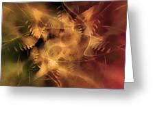 Indigenous Spirits 3 Greeting Card