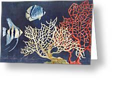 Indigo Ocean - Silence Of The Deep Greeting Card