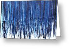 Indigo Soul Greeting Card