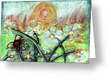 Individuality  Greeting Card