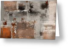 Industrial Abstract - 01t02 Greeting Card