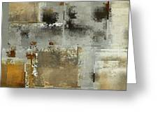 Industrial Abstract - 24t Greeting Card