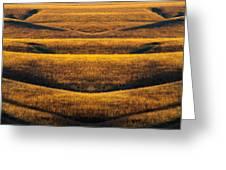 Industrial Prairie Greeting Card