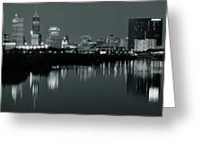 Indy Gray Greeting Card