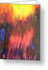 Inferno I Greeting Card