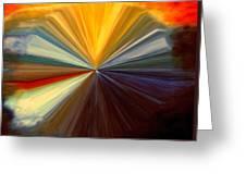 Infinity Greeting Card