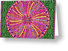 Infinity Star Flower An Abstract Fineart Expression By Navinjoshi At Fineartamerica Colorful Fun Greeting Card