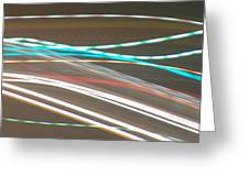 Information Highway Greeting Card