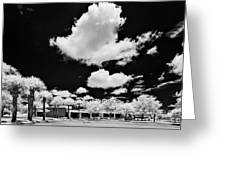 Infrared Indian River State College Hendry Campus #1 Greeting Card