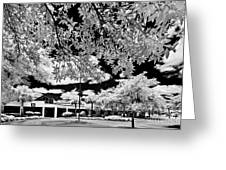 Infrared Indian River State College Hendry Campus #5 Greeting Card