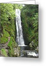 Inishowen Fall Greeting Card