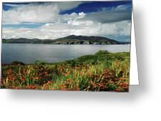 Inishowen Peninsula, Co Donegal Greeting Card