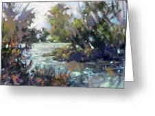 Inlet Haven Greeting Card