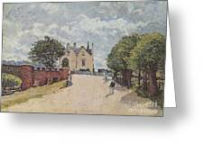 Inn At East Molesey Greeting Card