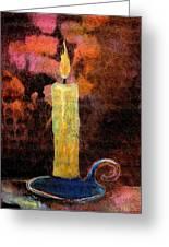 Inner Light Greeting Card