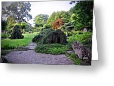 Innisfree Gardens Greeting Card