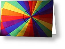 Inside Color Greeting Card