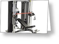 Inspire Fitness F2 Functional Trainer Greeting Card