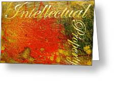 Intellectual Property Greeting Card