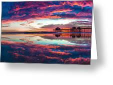 Intensity Panorama Greeting Card
