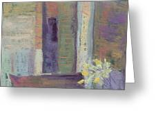 Interiors Greeting Card
