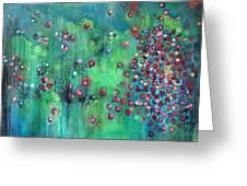 Interstellar, I Want To Paint It Black Greeting Card
