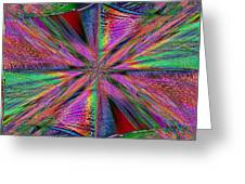 Interwoven 2 Greeting Card