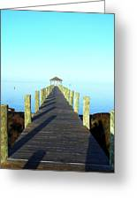 Into The Blue 5 3116 Greeting Card