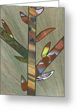 Into The Tall Grass Greeting Card