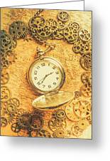 Invention Of Time Greeting Card