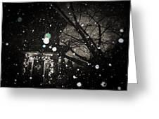 Inverno Eterno Greeting Card