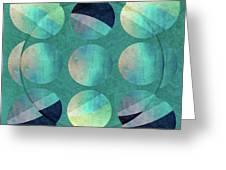 Inversion Greeting Card