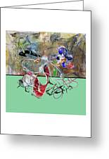 Invest In Imagination Greeting Card