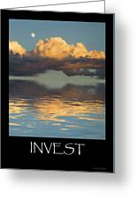 Invest Greeting Card