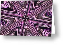Inviolate Violet Greeting Card