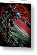 Invitation To Ride 1492 H_2 Greeting Card