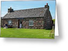 Iona Gallery And Pottery Greeting Card