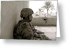 Iraq Greeting Card