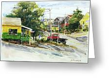 Irie Eats, Provincetown Greeting Card
