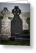 Irish Cemetery P7010429 Greeting Card