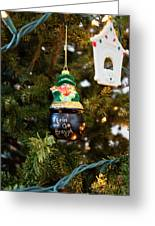 Irish Christmas 2 Greeting Card