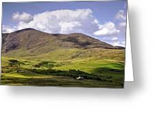 Irish Countryside Greeting Card
