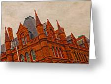 Irish Heritage 3 Greeting Card